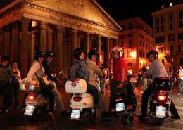 Escursione notturna Roma - Roma di Notte
